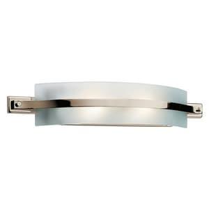 Kichler Lighting Freeport™ 60W 2-Light Candelabra Base Halogen Linear Bath Light KK42091