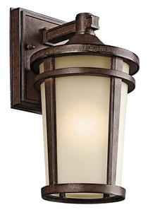 Kichler Lighting Atwood 6 in. 100W 1-Light Medium Lantern KK49071BST