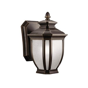 Kichler Lighting Salisbury™ 60W 1-Light Outdoor Wall Lantern KK9039