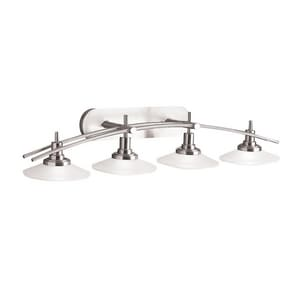 Kichler Lighting Structures 4-Light Bath Light KK6464