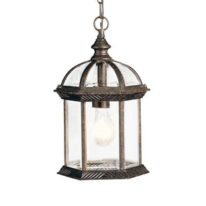 Kichler Lighting Barrie 100W 1-Light Outdoor Pendant KK9835