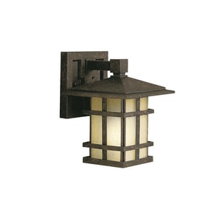 Kichler Lighting Cross Creek 100W 1-Light Outdoor Wall Lantern KK9128