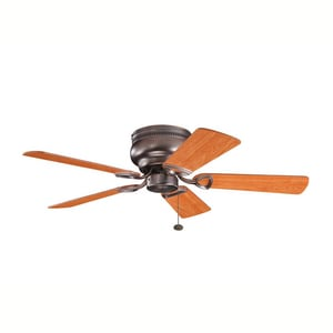 Kichler Lighting Stratmoor™ 42 in. 5-Blade Ceiling Fan Stratmoor KK339017OBB