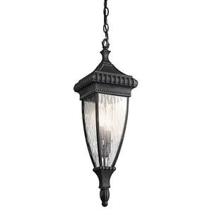 Kichler Lighting 100W 2-Light Outdoor Pendant KK49134