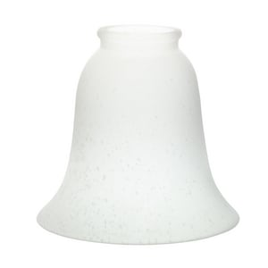 Kichler Lighting Etched Seeded Glass Shade in White KK340116
