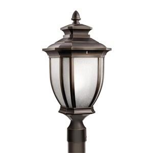 Kichler Lighting Salisbury™ 150W 120V Medium Outdoor Post Mount KK9938
