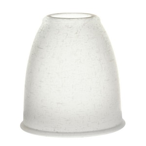 Kichler Lighting Linen Glass Shade in White KK340130