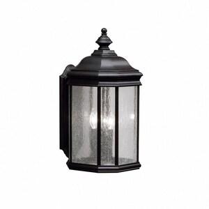 Kichler Lighting Kirkwood 60W 3-Light Wall Mount Outdoor Lantern KK9030