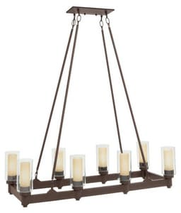 Kichler Lighting Circolo™ 60W 8-Light Medium Pendant KK2943NI