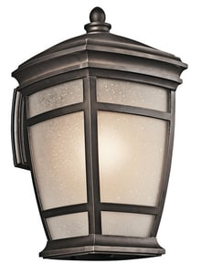 Kichler Lighting McAdams™ 150W 1-Light Outdoor Wall Lantern KK49272