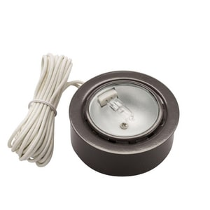 Kichler Lighting 2-41/50 in. 20W 12V 1-Light Xenon Disc KK12501