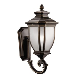 Kichler Lighting Salisbury™ 150W 1-Light Outdoor Wall Lantern KK9042