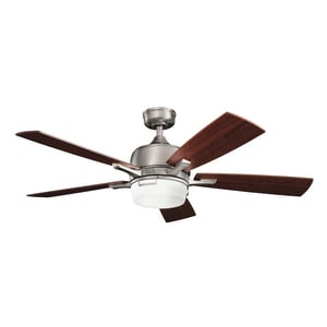 Kichler Lighting Leeds™ 5-Blade Ceiling Fan KK300427