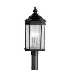Kichler Lighting Kirkwood 60W 120V Candelabra Outdoor Post Mount KK9918