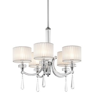 Kichler Lighting Parker Point™ 60W Chandelier KK42631
