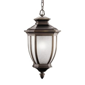 Kichler Lighting Salisbury™ 99 in. 200W 1-Light Outdoor Hanging Pendant KK9843