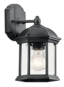 Kichler Lighting Barrie 100W 1-Light Outdoor Wall Lantern KK49183