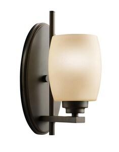Kichler Lighting Eileen™ 4-1/2 in. 1-Light Wall Sconce KK5096