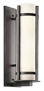 Kichler Lighting Camden™ 75W 2-Light Wall Mount Outdoor Light KK49121