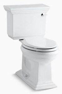 Kohler Memoirs® Stately 1.28 gpf Elongated Toilet K3817-RA