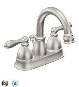 Moen Caldwell™ 2-Handle Lavatory Faucet with Pop Up MCA84667