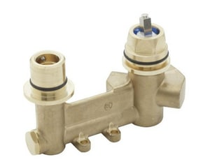 California Faucets Horizontal Rough-In Valve for Single Handle Vessel CSVLHR
