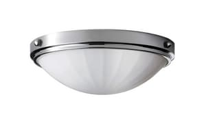 Murray Feiss Industries Perry 60W 2-Light Medium E-26 Base Incandescent Flushmount Indoor Ceiling Fixture MFM352