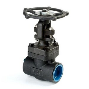Neway Valve 800# Forged Steel Socket Weld x Threaded Outside Stem and Yoke Gate Valve NG8SNA8