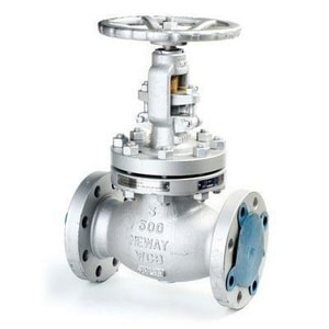 Neway Valve Cast Carbon Steel Flanged Gate Valve NG6RA8