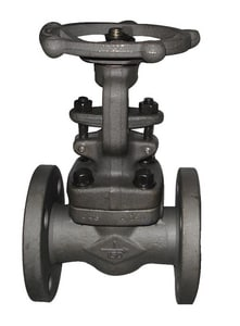 Neway Valve 150# Forged Steel Flanged Outside Stem and Yoke Gate Valve NG1RA8DZ