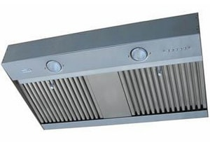 Universal Metal Industries 660 cfm 3-Speed Vent Hood Liner in Stainless Steel UVSL4366