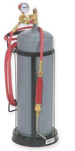 Goss SideWinder™ Kit with Stand for Goss B and MC Acetylene Cylinders GKX2003MCS