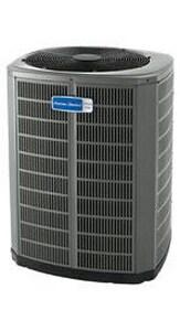 American Standard HVAC R410A Split System Condenser 20 SEER 2T A4A7Z0024A1000C