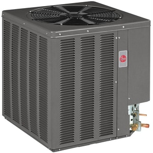 Rheem 13AJN Series 13 SEER 3/4 hp Single-Stage R-410A Air Conditioner R13AJN30A01