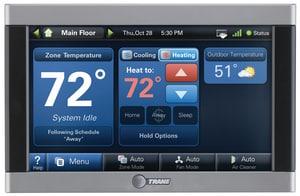 Trane Comfort Controls Touch Screen TTZONE950AC52ZA