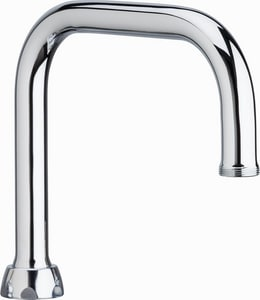 Chicago Faucet Kitchen Sink Faucet UNEF Connection CDB6AJKABCP