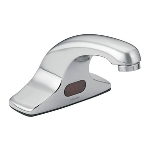 Moen Electronic Lavatory Low Arc Spout 0.5 gpm MCA8301