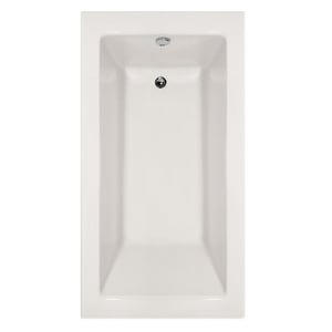 Hydro Systems Sydney 60 x 31 in. Acrylic and Fiberglass Bathtub Only with Right Hand Drain HSYD6030ATORH