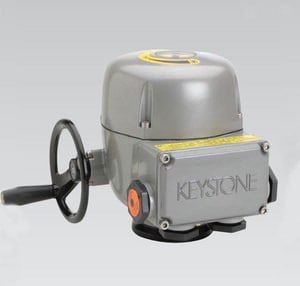 Keystone 100 - 240V Electric Actuator KE006A4W5000