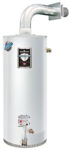 Bradford White Defender Safety System® 40 gal. Water Heater with Solid Vent Kit BDS140S6FBNSOLID