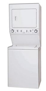 Frigidaire 3.3 CF Laundry Center With Electric Dryer FFFLE2022M