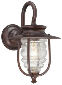 Minka Spyglass Cove 12-1/4 in. 100 W 1-Light Medium Lantern M72262189
