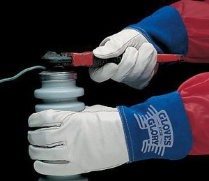 Memphis Glove L Size Large Welders Glove M4850L