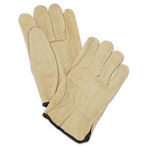 Memphis Glove Leather Straight Thumb Driver Glove M3400