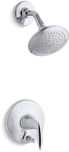 Kohler Alteo™ Single Lever Handle Shower Trim with Push-Button Diverter KT45108-4