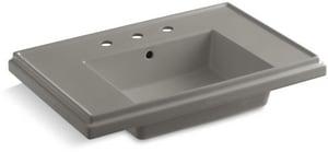Kohler Tresham® Pedestal Lavatory Sink with 8 in. Centerset Faucet K2758-8