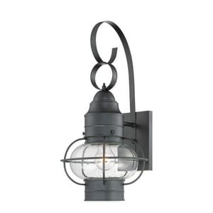 Quoizel Cooper 10 in. 100 W 1-Light Medium Lantern QCOR8410K