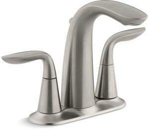 Kohler Refinia™ Double Handle Centerset Lavatory Faucet K5316-4