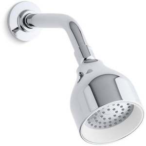Kohler Toobi™ 2 gpm 1-Function Wall Mount Showerhead with Katalyst Spray K8985