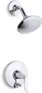 Kohler Refinia® Single Lever Handle Shower Trim with Push-Button Diverter KT5319-4